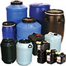 Plastic Drums and Jerry Cans